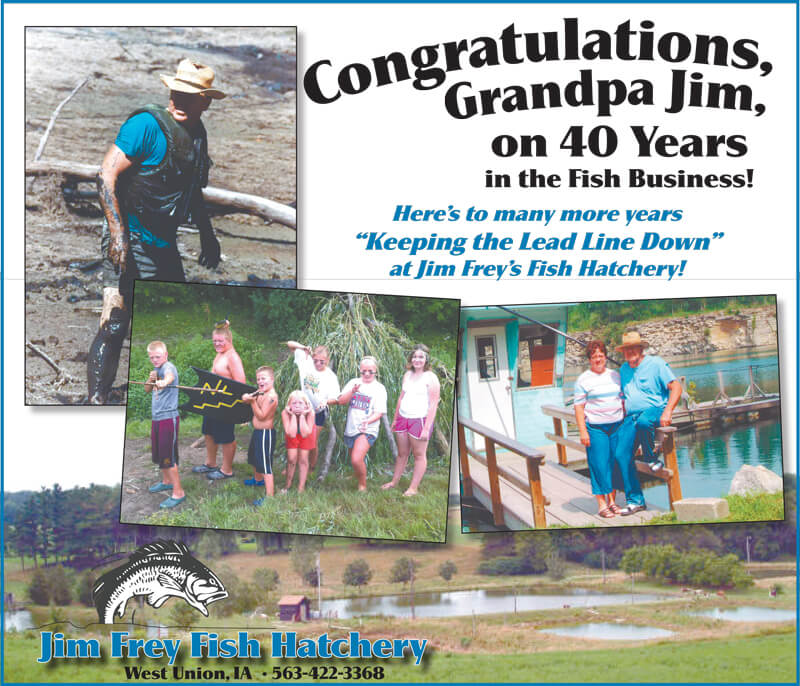 40 Years in the Fish Business!