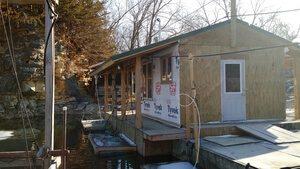 Fish House Lift