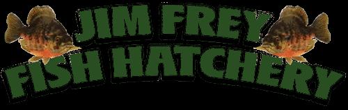 Jim Frey Fish Hatchery